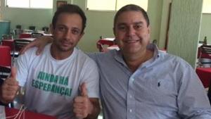 Cristóvão Tormin perde a primeira para Marcelo Melo. Prenúncio do que pode ocorrer em 2016
