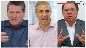 Vecci quer Zé Eliton pra presidente do PSDB. Tucanato avalia que Frederico Jayme é um grande nome