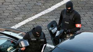 Operação antiterrorismo deixa mortos na Bélgica