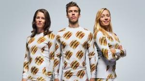 McDonald's lança roupas com estampas de Big Mac