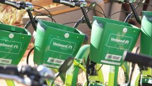 Uso de bicicletas públicas em Goiânia supera grandes cidades, como SP e Buenos Aires