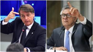 Caiado anuncia apoio a Bolsonaro nesta quarta-feira (10)