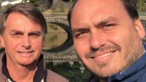 Carlos Bolsonaro diz que tem 'literalmente se matado' para tentar melhorar comunicação do governo