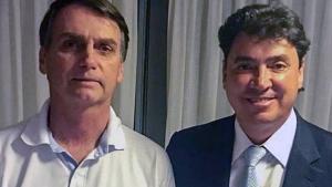 Wilder inaugura comitê oficial de Bolsonaro em Goiás
