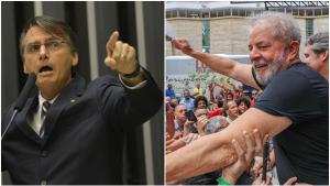 Pesquisa CNT: Lula tem 37,3% das intenções de voto e Bolsonaro 18,8%