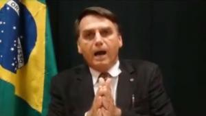 """Mesmo com áudio, Bolsonaro sugere """"calúnia"""" contra ele na polêmica dos refugiados"""