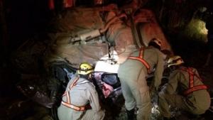 Acidente causa morte de quatro pessoas na GO-330, próximo a Anápolis