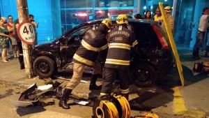 Acidente em Caldas Novas deixa sete vítimas