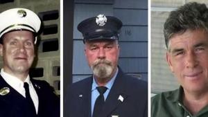 Três bombeiros morrem de câncer na mesma data e doença tem relação com 11 de setembro