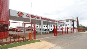 Governo de Goiás inaugura novo quartel do Corpo de Bombeiros
