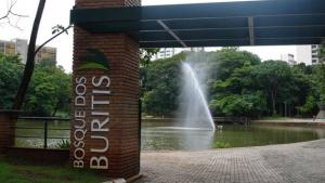 Guarda Civil-Metropolitana encontra mulher morta dentro do Bosque dos Buritis