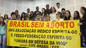 """Câmara aprova inclusão da """"Marcha Contra o Aborto"""" no calendário oficial de Goiânia"""