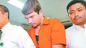 Brasileiro e outros oito presos são levados para local de execução na Indonésia
