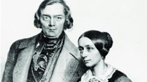"""A história de """"Widmung"""", do compositor Robert Schumann"""