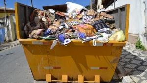 Vereador requer vistoria técnica de caçambas de lixo em Goiânia