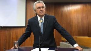 """Com MDB cada vez mais independente, Caiado se diz """"convicto"""" da união da oposição"""
