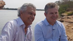 Caiado faz pacto com candidato a governador que é réu por enriquecimento ilícito