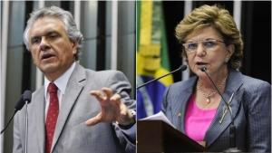 Dois senadores goianos participaram também do impeachment de Collor