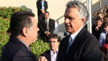 Justiça de São Paulo julga improcedente ação de Marconi Perillo contra Ronaldo Caiado