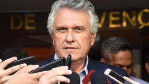 Em Rio Verde, Caiado evita falar sobre Regime de Recuperação Fiscal