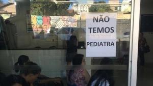 Servidores da saúde denunciam péssimas condições de trabalho em Goiânia