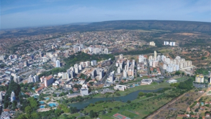 Record TV Goiás lança sinal digital em Caldas Novas