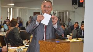 Marilon vai comandar a Câmara de Palmas