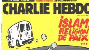 Charlie Hebdo volta a causar polêmica com capa sobre atentado em Barcelona