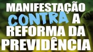 Em Goiânia, advogados organizam protesto contra reforma da Previdência