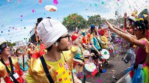 Final de semana tem Carnaval dos Amigos e shows no Coletivo Aruá