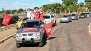 Gomide reforça campanha no Entorno do DF no fim de semana
