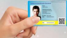 Encerra-se hoje o prazo para download gratuito de identidade estudantil