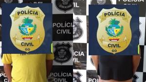 Casal que abusava sexualmente das próprias filhas é preso em Catalão
