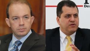Agenor Mariano e Samuel Almeida não tem medo de Rezende, só da Araújo