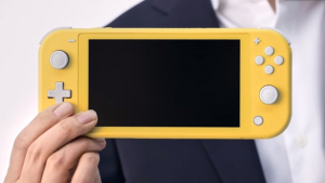 Switch Lite: console portátil é nova aposta da Nintendo