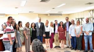 José Eliton é homenageado por realização do programa Ação Cidadã