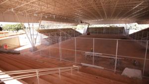 Com 71,6% das obras executadas Centro Olímpico de Planaltina está em fase de conclusão