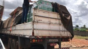 Segurança anuncia queda de 21% no número de roubos de cargas em Goiás