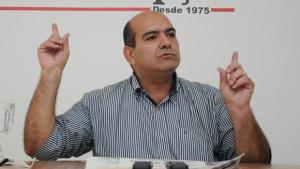 """""""O PT tem bons quadros em Goiânia e em Goiás e vai fazer um bom papel nas eleições de outubro"""""""