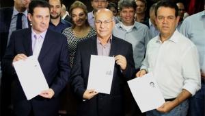 PSB e outros dois partidos registram candidaturas nesta 6ª-feira