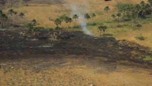 MPF instaura inquérito para investigar se incêndio na Chapada foi criminoso