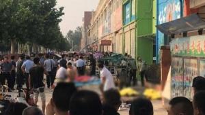 Explosão em creche na China deixa sete mortos e 59 feridos