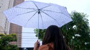 Goianienses comemoram previsão de chuva para esta sexta (22)