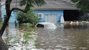 Imóveis afetados por enchentes poderão ficar isentos de IPTU em Goiânia