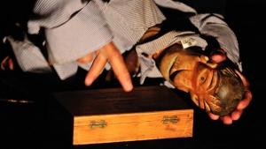 Teatro de bonecos é atração no Goiânia Ouro