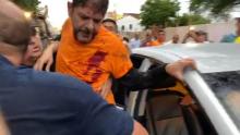 Senador Cid Gomes é baleado durante protesto no Ceará
