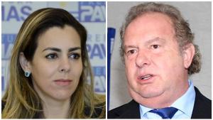 Cinthia Ribeiro e Mauro Carlesse articulam nos bastidores após as eleições