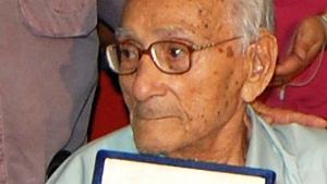 Aos 107 anos, militante do PCB em Goiás recebe homenagem