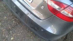 Veja vídeo: PRF encontra carro com sangue no porta-malas e cheque de R$ 10.313,00