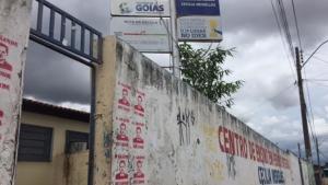 Após 46 dias, alunos deixam colégio em Aparecida e chega a onze número de escolas desocupadas